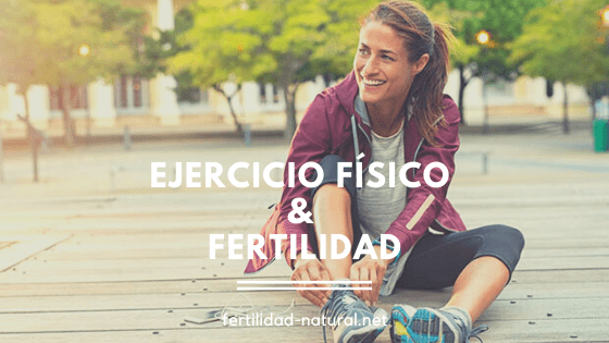 fertilidad y deporte